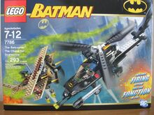 2007 The Batcopter: The Chase for the Scarecrow, Lego 7786, Christos Varosis, Super Heroes