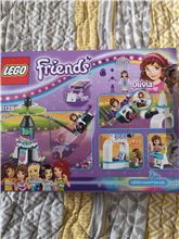 Lego Friends Space Ride, Lego 41128, Andrew Wilson, Friends, Grimsby