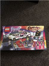 Lego Friends Pop Star Limo - RETIRED, Lego 41107, Steve Cluer, Friends, Caerphilly