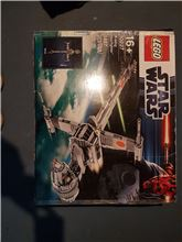 Rare hard to find star wars b wing Lego 10227
