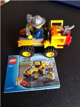 Mining Quad, Lego 30152, WayTooManyBricks, City, Essex