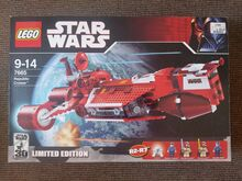Republic Cruiser, Lego 7665, Tracey Nel, Star Wars, Edenvale
