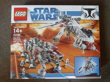 Republic Dropship with AT-OT Lego 10195