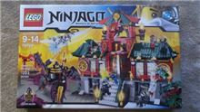 Battle for Ninjago City 2014 Retired, Lego 70728, Christos Varosis, NINJAGO, Serres