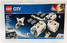 Lunar Space Station, Lego 60227, Christos Varosis, City, Serres