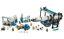 Rocket Assembly and Transport Lego 60229