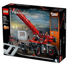 Rough Terrain Crane, Lego 42082, Creations4you, Technic, Worcester