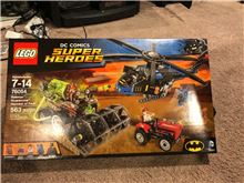 Batman: Scarecrow Harvest of Fear, Lego 76054, Christos Varosis, Super Heroes, Serres
