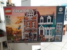 Creator Bookshop, Lego 10270, Paul Firstbrook , Modular Buildings, Bergvliet, Cape Town.