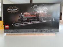 Creator Crocodile Locomotive., Lego 10277, Paul Firstbrook , Train, Bergvliet, Cape Town.