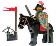 The Black Knight, Lego 6009, Creations4you, Castle, Worcester