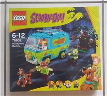 Scooby Doo Mystery Machine, Lego 75902, Tracey Nel, Scooby-Doo, Edenvale