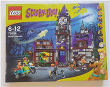 Scooby Doo Mystery Mansion, Lego 75904, Tracey Nel, Scooby-Doo, Edenvale
