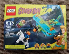Scooby Doo Mystery Plane Adventures, Lego 75901, Tracey Nel, Scooby-Doo, Edenvale