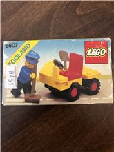 Service Truck Lego 6607