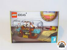 Ship in a Bottle, Lego 92177, Rarity Bricks Inc, Ideas/CUUSOO, Cape Town