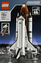Shuttle Adventure Lego 10213