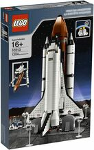 Shuttle Adventure, Lego 10213, Christos Varosis, Sculptures