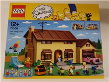 The Simpsons House, Lego 71006, Simon Stratton, Creator, Zumikon