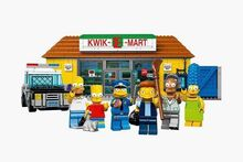 Simpsons Kwik E Mart, Lego, Dream Bricks, other, Worcester