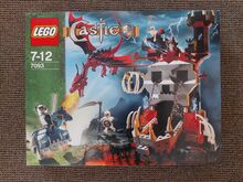Skeleton Tower Lego 7093