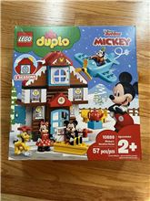 Mickey's Vacation House, Lego 10889, Christos Varosis, DUPLO, Serres