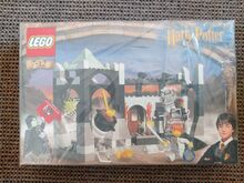 Snapes Class, Lego 4705, Tracey Nel, Harry Potter, Edenvale