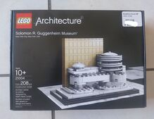 Solomon R Guggenheim Museum for Sale Lego 21004
