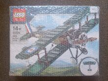 Sopwith Camel, Lego 10226, Tracey Nel, Sculptures, Edenvale