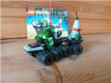 Space Police II: Sonar Security, Lego 6852, Alex, Space, Dortmund
