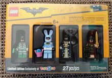 Bricktober Batman Minifigure Collection, Lego 5004939, Tracey Nel, BATMAN, Edenvale
