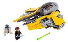 Star Wars Anakin's Jedi Interceptor, Lego, Creations4you, Star Wars, Worcester