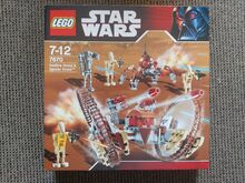 Star Wars Hailfire Droid and Spider Droid Lego 7670