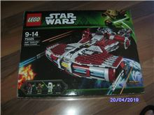 STAR WARS - Jedi - Defenderclass Cruiser  Lego 75025