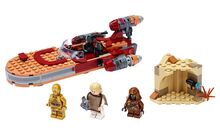 Star Wars Luke Skywalker's Landspeeder, Lego, Dream Bricks, Star Wars, Worcester