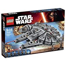 Star Wars Millennium Falcon, Lego 75105, Gohare, Star Wars, Tonbridge