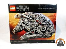 Star Wars Millennium Falcon (UCS), Lego 75192, Rarity Bricks Inc, Star Wars, Cape Town