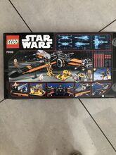 Star Wars Poe's X Wing Fighter, Lego 75102, Julie Rowe , Star Wars, Cannock