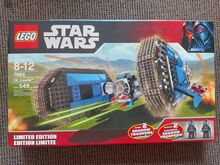 Star Wars Tie Crawler Lego 7664