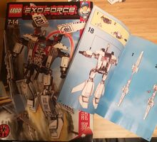 Steal Hunter EXOFORCE Lego 7700