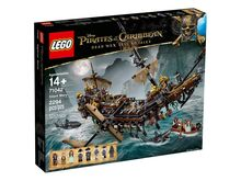 Silent Mary, Lego 71042, Creations4you, Pirates of the Caribbean, Worcester