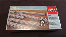 Straight Electric Rails, Lego 7854, PeterM, Train, Johannesburg