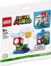 Super Mushroom Surprise - Expansion Set polybag, Lego 30385, SgBrickHouse, other