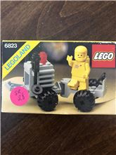 Surface Transport Lego 6823