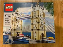 Tower Bridge, Lego 10214, Christos Varosis, Creator, Serres