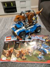 T-Rex tracker, Jurassic World, Lego 75918, Graham White , Jurassic World, Perth