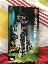 Ghostbusters car, Lego 21108, Thomas Dempsey, Ideas/CUUSOO