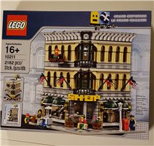 Grand Emporium / Shop, Lego 10211, Simon Stratton, Modular Buildings, Zumikon
