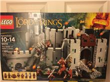 The Battle of Helm's Deep, Lego 9474, Christos Varosis, Lord of the Rings, Serres