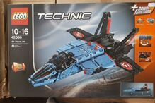 Technic Air Race Jet, Lego 42066, Tracey Nel, Technic, Edenvale